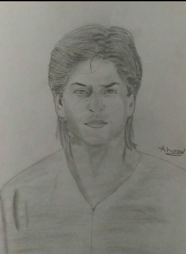 Shahrukh Khan by Ahmad2004